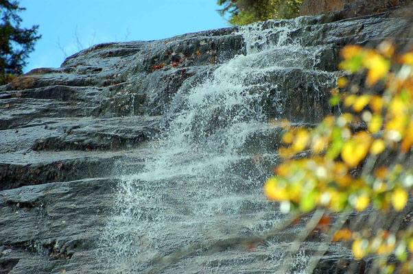 Arethusa Falls, Livermore, New Hampshire