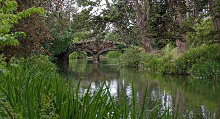 Golden Gate Park (Stow Lake), San Francisco