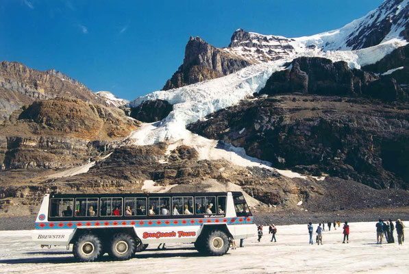Columbia-Icefield