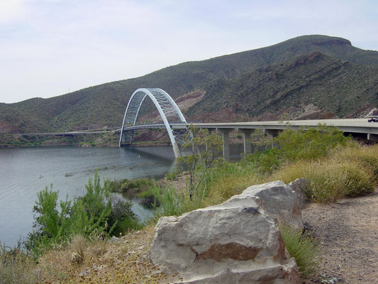 Theodore Roosevelt Lake/Salt River