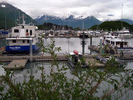 Valdez, Hafen