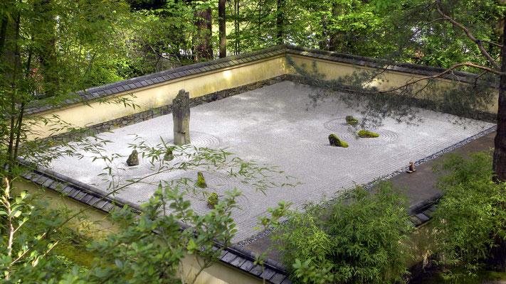Japanischer Garten, Washington Park, Portland