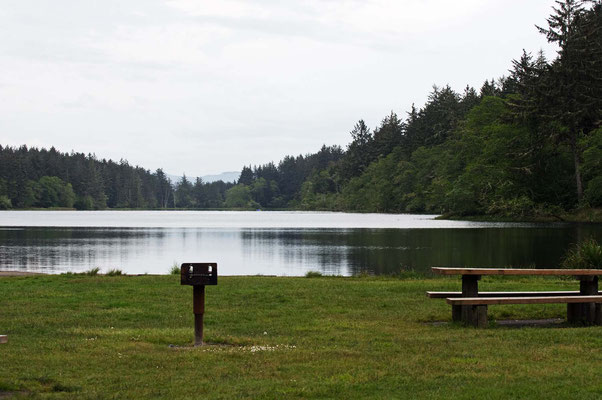 Coffenbury Lake, Fort Stevens State Park