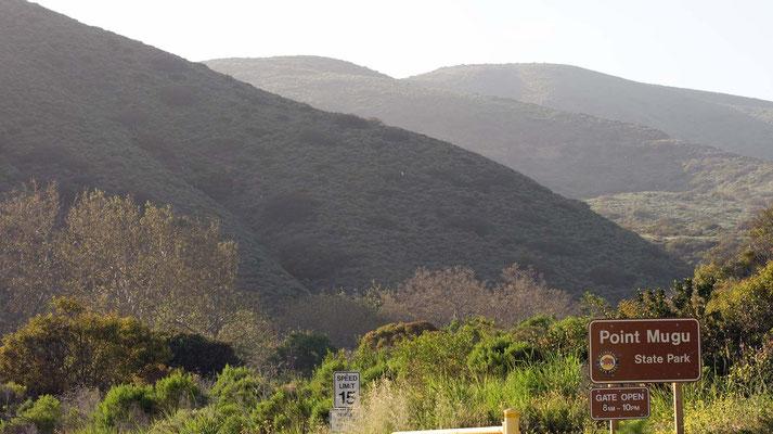 Point Mugu State Park, Malibu