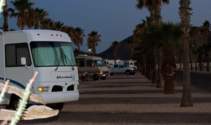 Saddle Mountain RV Park, Tonopah, Arizona