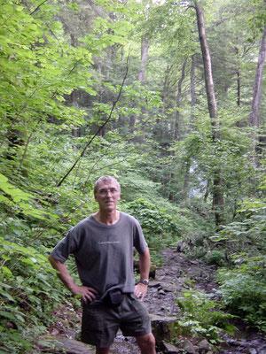 Crab Tree Falls Trail