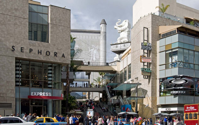 Hollywood and Highland Center, Los Angeles
