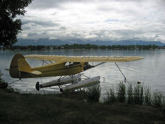 Lake-Hood-Wasserflughafen