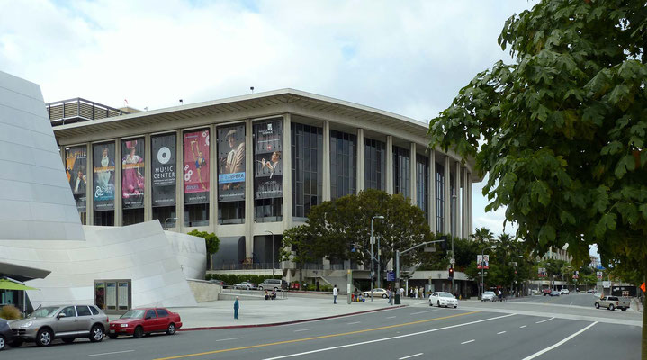 Oper, Los Angeles