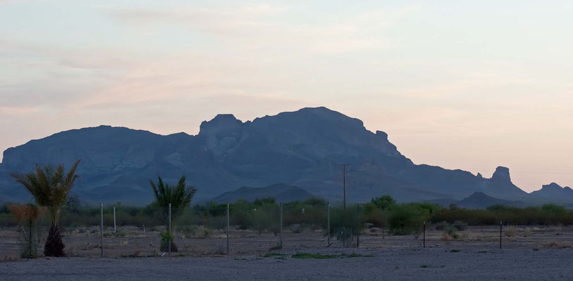 Saddle Mountain, Tonopah, Arizona