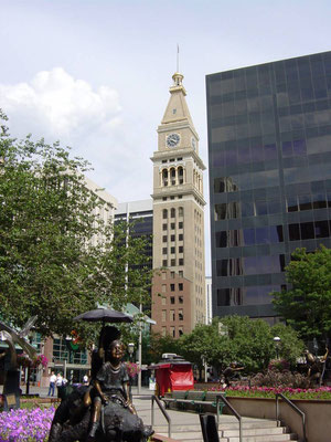 Alter Uhrturm, 16th Street