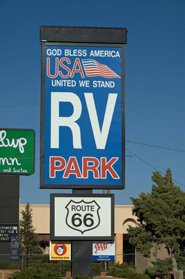 USA RV Park in Gallup