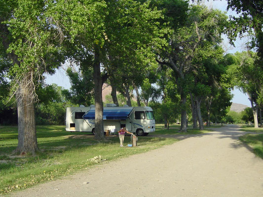 Cottenwood Campground