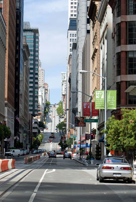 California St, San Francisco
