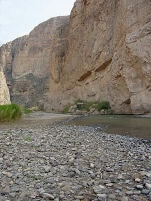 Rio Grande, Boquillas Canyon