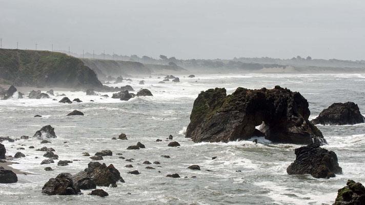Carmet Beach, Sonoma Coast State Beach, California