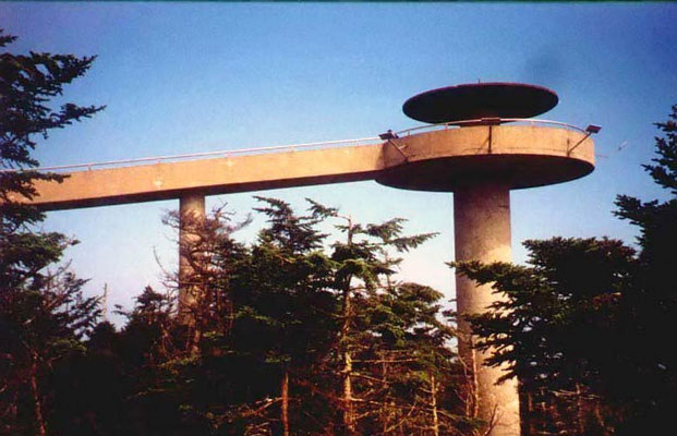 Clingmans Dome, Observations Tower