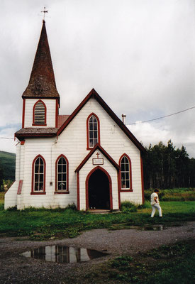 St. Paul's Aglican Church, Kitwanga