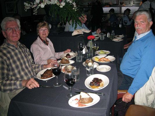im Steakhaus