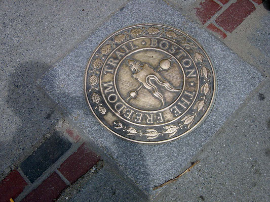 Boston - The Freedom Trail