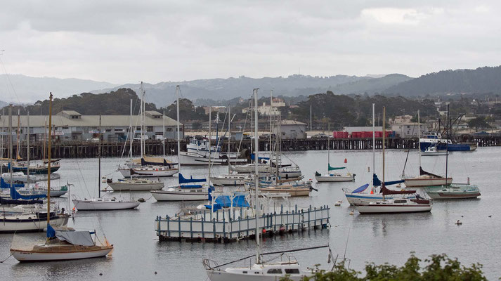Fisherman's Warf, Monterey, California