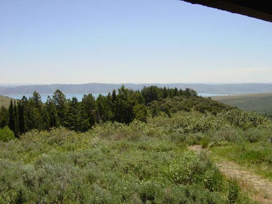 nahe Garden City, Bear Lake