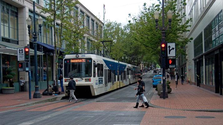 Downtown, Portland