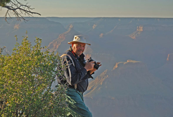 Bernd, Grand Canyon