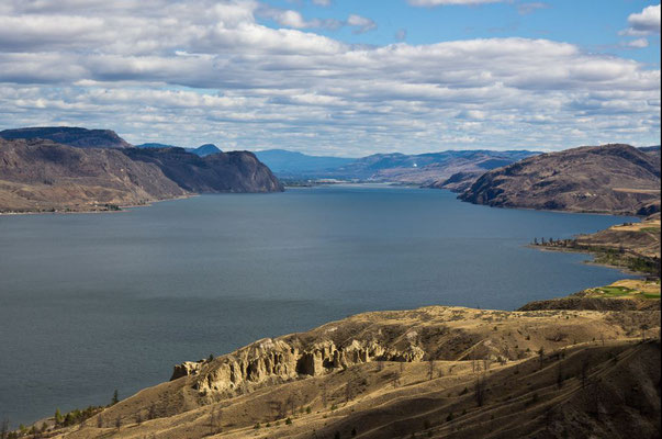 Kamloops Lake (Google Maps)