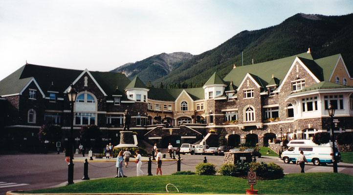 Banff Sprngs Hotel