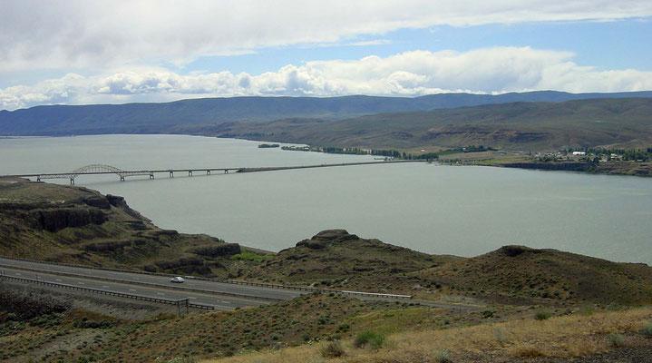 Columbia River bei Vantage