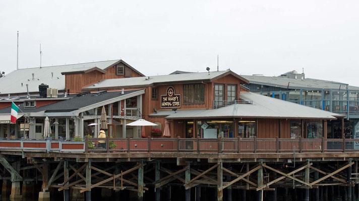 Fisherman's Warf, Monterey, California