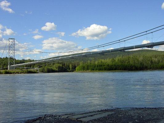 Trans-Alaska Pipeline,  Big Delta