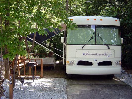 Horseshoe Trails Camping Resorts, Mountain Lakes