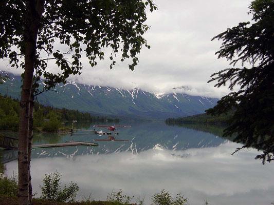 Upper Trail Lake, Moose Pass