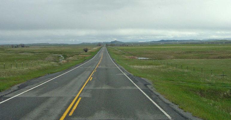 Federal Road 191, Montana