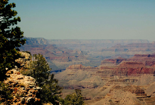 Grand Canyon, Desert View