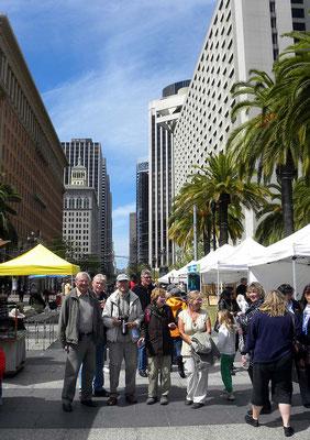 Market St, San Francisco