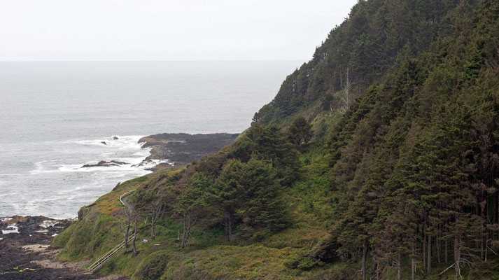Cape Perpetua Scenic Area, Oregon