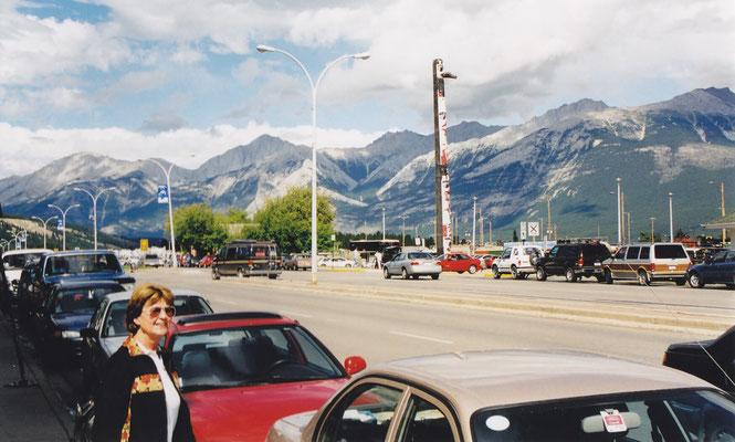 bummeln in Jasper