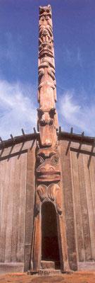 Totem Pole, Kitwanga
