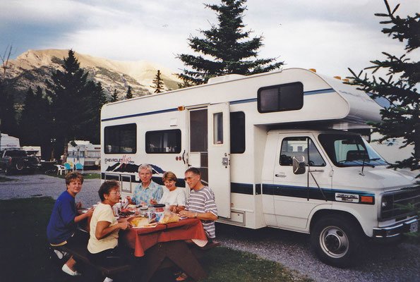 im Campground Canmore