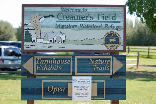 Creamer's Field Migratory Waterfowl Refuge (Christel und Bernhard)