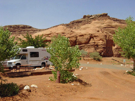 Goulding's Monument Valley RV Park
