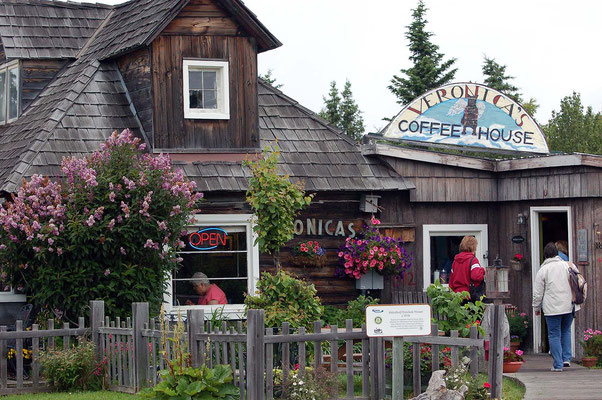 Coffee House, Kenai