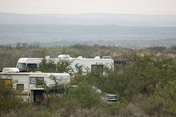 Seminole Canyon State Park Campground
