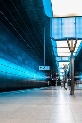U-Bahn Station Hafencity Universität