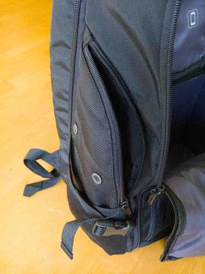 Seitentasche Rucksack Amazon Basic