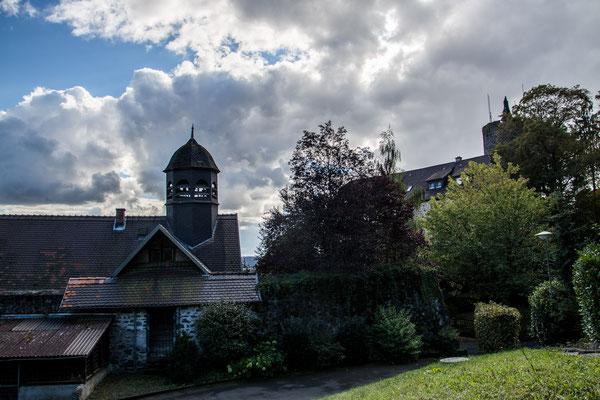 Kapelle und Burg Nordeck