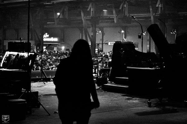 playfellow band bilder live kraftklub in schwarz tour 2015 münchen zenith